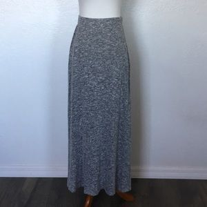 Forever 21 Jersey Knit Maxi Skirt
